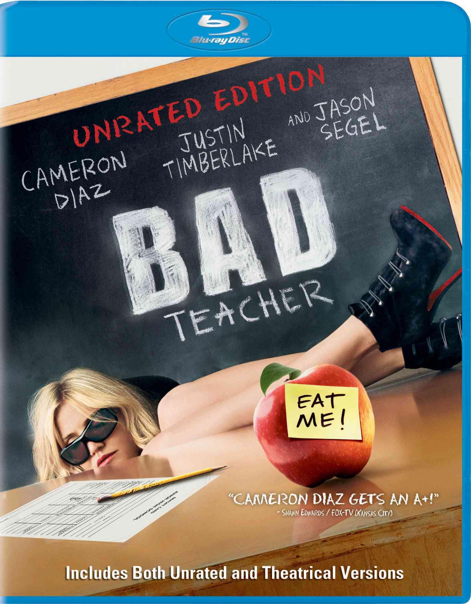 BAD TEACHER BY DIAZ,CAMERON (Blu-Ray)